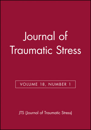 Journal of Traumatic Stress, Volume 18, Number 1