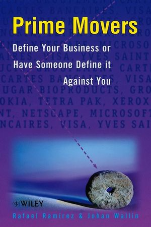 Prime Movers: Define Your Business or Have Someone Define it Against You