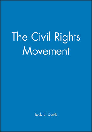 The Civil Rights Movement (0631220445) cover image
