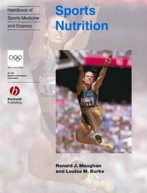 Handbook of Sports Medicine and Science, Sports Nutrition (0632058145) cover image