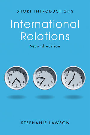 International Relations, 2nd Edition (0745650945) cover image