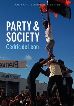 Party and Society (0745659845) cover image