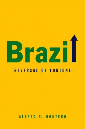 Brazil: Reversal of Fortune (0745661645) cover image
