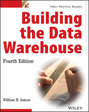 Building the Data Warehouse, 4th Edition (0764599445) cover image