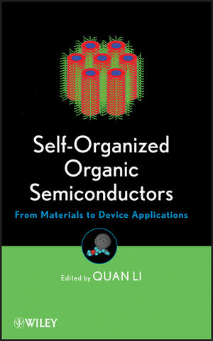Self-Organized Organic Semiconductors: From Materials to Device Applications (1118009045) cover image