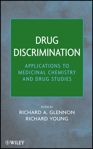 Drug Discrimination: Applications to Medicinal Chemistry and Drug Studies (1118023145) cover image
