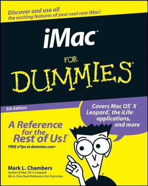 iMac For Dummies, 5th Edition