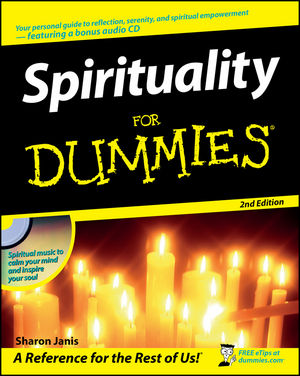 Spirituality For Dummies, 2nd Edition (1118052145) cover image