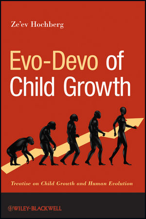 Evo-Devo of Child Growth: Treatise on Child Growth and Human Evolution (1118156145) cover image