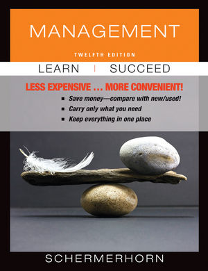 Management, 12th Edition (1118544145) cover image