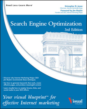 SEO Visual Blueprint 3rd Edition