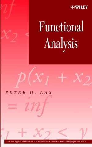Functional Analysis (1118626745) cover image