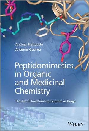 Peptidomimetics in Organic and Medicinal Chemistry (1118683145) cover image