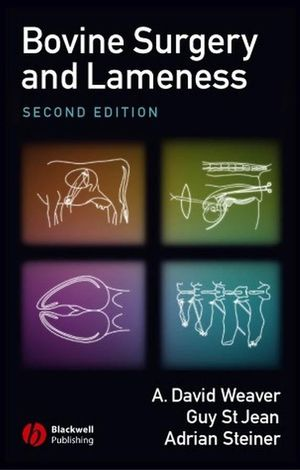 Bovine Surgery and Lameness, 2nd Edition
