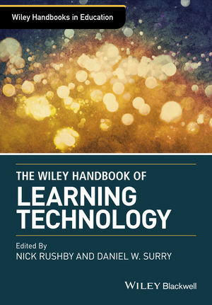 The Wiley Handbook of Learning Technology (1118736745) cover image