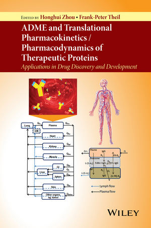 ADME and Translational Pharmacokinetics / Pharmacodynamics of Therapeutic Proteins: Applications in Drug Discovery and Development (1118898745) cover image