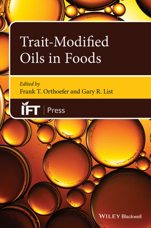 Trait-Modified Oils in Foods (1118961145) cover image