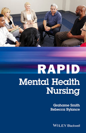 Rapid Mental Health Nursing (1119045045) cover image