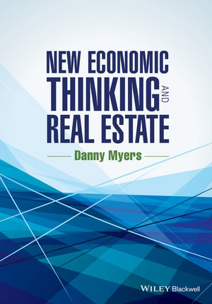 New Economic Thinking and Real Estate (1119048745) cover image