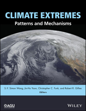 Climate Extremes: Patterns and Mechanisms (1119068045) cover image