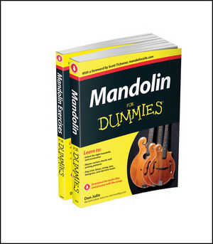 Mandolin For Dummies Collection - Mandolin For Dummies/Mandolin Exercises For Dummies