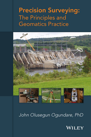 Precision Surveying: The Principles and Geomatics Practice (1119102545) cover image