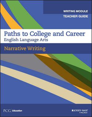 Narrative Writing, Teacher Guide, Grades 9-12 (1119229545) cover image