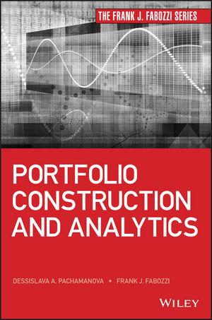 Portfolio Construction and Analytics  (1119238145) cover image