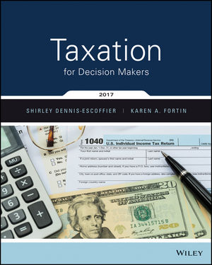 <span class='search-highlight'>Taxation</span> for Decision Makers, 2017 Edition