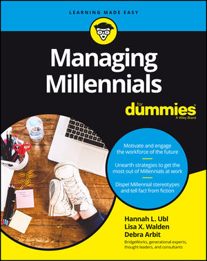 Managing Millennials For Dummies (1119310245) cover image