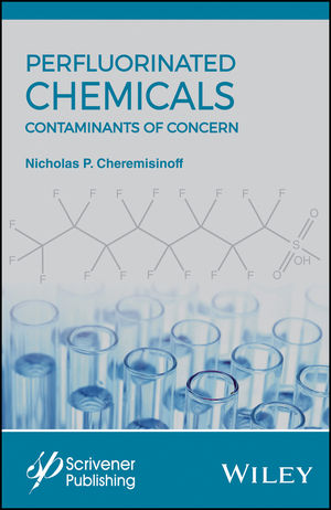 Perfluorinated Chemicals (PFCs): Contaminants of Concern (1119363845) cover image