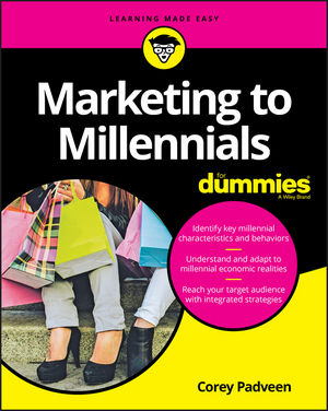 Marketing to Millennials For Dummies (1119369045) cover image