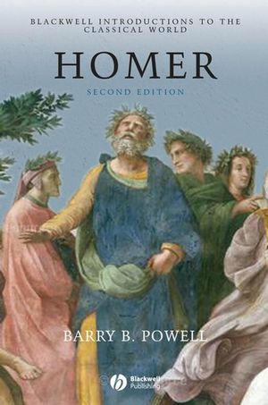 Homer (1405153245) cover image