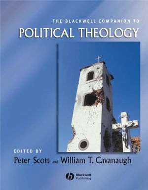 The Blackwell Companion to Political Theology (1405157445) cover image