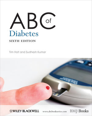 ABC of Diabetes, 6th Edition (1405177845) cover image