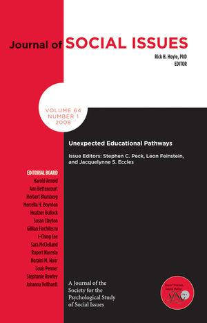 Unexpected Educational Pathways (1405186445) cover image