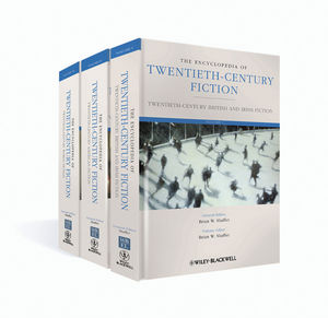 The Encyclopedia of Twentieth-Century Fiction, 3 Volume Set (1405192445) cover image