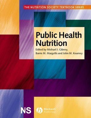 Public Health Nutrition (1444342045) cover image