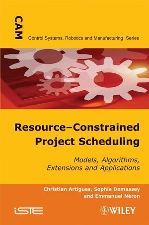 Resource-Constrained Project Scheduling: Models, Algorithms, Extensions and Applications