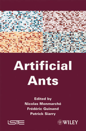 Artificial Ants (1848211945) cover image