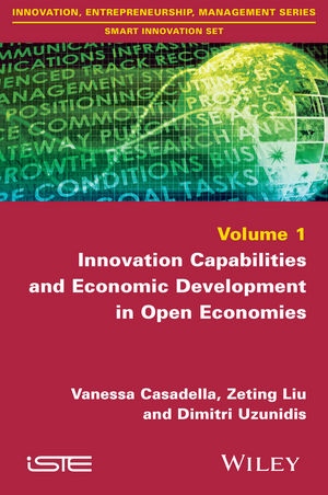 Innovation Capabilities and Economic Development in Open Economies (1848218745) cover image