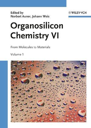 Organosilicon Chemistry VI, 2 Volumes (3527312145) cover image