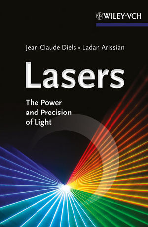 Lasers: The Power and Precision of Light (3527640045) cover image