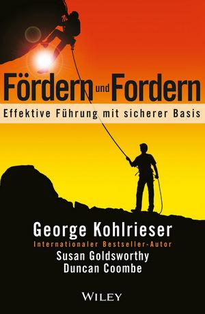 Fördern und Fordern: Effektive Fuhrung mit sicherer Basis (3527680845) cover image