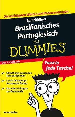 Sprachführer Brasilianisches Portugiesisch für Dummies, Das Pocketbuch