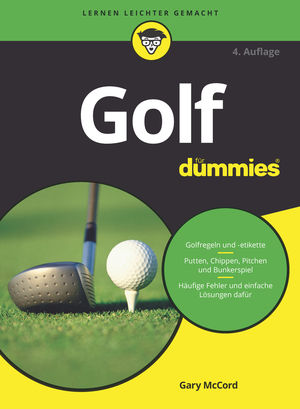 Golf für Dummies                                                                , 4th Edition/4. Auflage