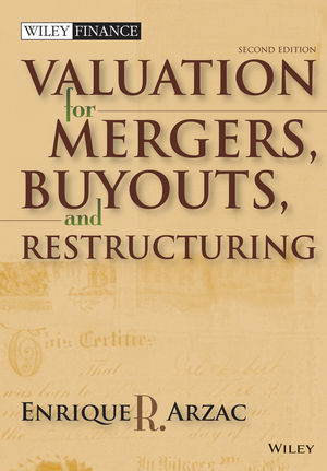 Valuation: Mergers, Buyouts and Restructuring, 2nd Edition (EHEP000145) cover image