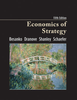Economics of Strategy, 5th Edition (EHEP000245) cover image