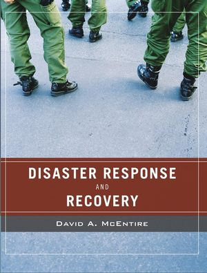 Wiley Pathways Disaster Response and Recovery (EHEP000745) cover image