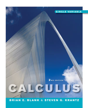 Calculus: Single Variable, 2nd Edition (EHEP001845) cover image